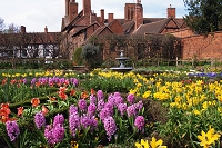 イギリス シェイクスピア晩年の家・ニュープレイス(復元)