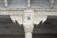 インド アーグラ城塞 ムサンマン・ブルジュ