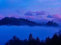 島根県 天空の津和野城跡