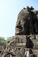 カンボジア アンコールトム バイヨン
