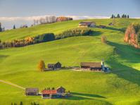 スイス アッペンツェルの美しい村