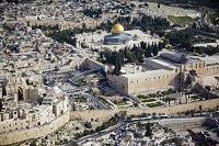 イスラエル 岩のドーム 三大宗教の聖地