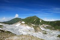 富山県 地獄谷と奥大日岳