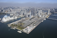 東京都 選手村