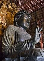 東大寺 金堂(大仏殿) 盧舎那仏坐像(奈良の大仏)