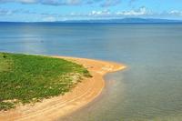 沖縄県 石垣島の海