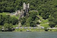 ドイツ ライン川渓谷