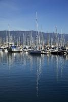カリフォルニア サンタバーバラ 港