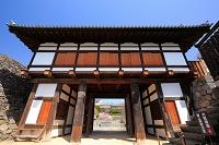 長野県 小諸城 大手門