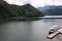 奥会津 田子倉湖