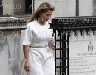 ドバイ首長の妻、英裁判所に強制結婚めぐる保護を申請