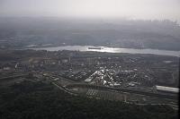 パナマ パナマ運河 拡張工事中