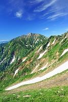 長野県 八方尾根から五竜岳