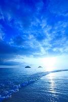 ハワイ ラニカイビーチ