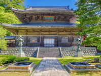 福井県 永平寺 新緑