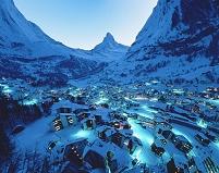 マッタ-ホルン ツェルマット スイス