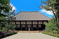 奈良県 唐招提寺