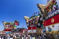 石川県 青柏祭