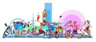 オリンピック施設とスポーツ