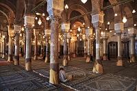 チュニジア グランド・モスク 内部