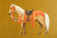 馬装図(戦国時代)