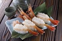 ぼたん海老 にぎり寿司