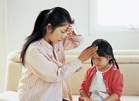 子供の発熱と母