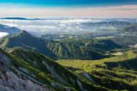 鳥取県 伯耆大山
