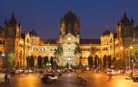 インド チャトラパティ・シヴァージー・ターミナス駅