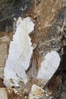 大理石の採掘場