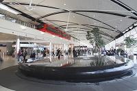 アメリカ合衆国 デトロイト空港