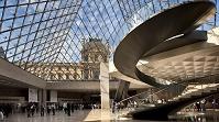 フランス パリ ルーヴル美術館  内観