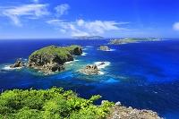 東京都 小富士から南崎の鰹鳥島