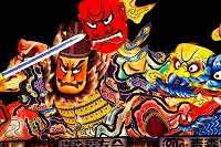 青森県 青森市  ねぶた祭り