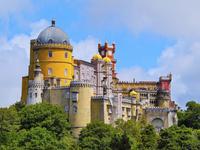 ポルトガル シントラ ペナ宮殿