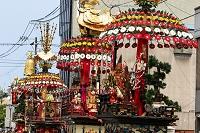 富山県 御車山祭