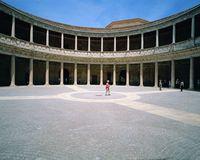 スペイン アルハンブラ宮殿