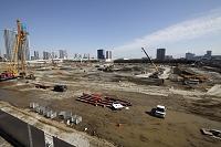 築地市場移転予定地
