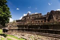 カンボジア アンコール・トム遺跡 パブーオン
