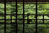 旧竹林院 座敷