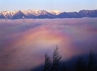長野県 松本市美ヶ原の彩雲