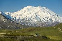 アラスカ デナリ国立公園