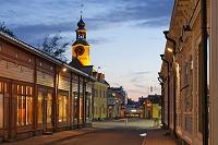 フィンランド ラウマ旧市街