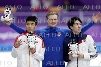 平昌五輪 スピードスケート 男子 500m