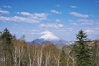 北海道 中山峠より羊蹄山