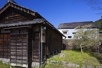 愛知県 足助の町並み 旧紙谷鈴木家住宅