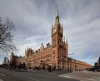 イギリス ロンドン セント・パンクラス・ルネッサンス・ホテル
