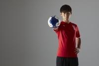 男子ハンドボール選手
