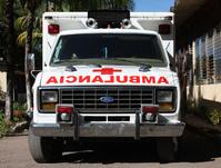 グレナダ 救急車