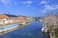 富山県 屋根付き橋